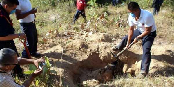 Hallan 28 fosas clandestinas en Veracruz, M�xico (+Audio)