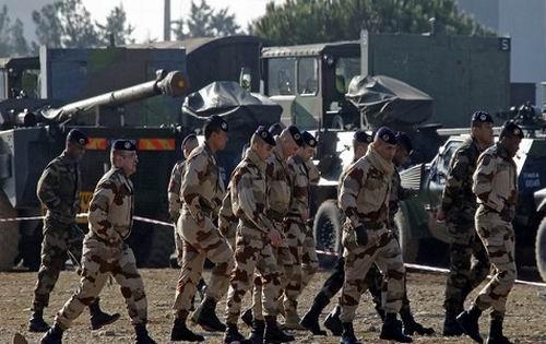 Francia investiga robo de explosivos en instalaci�n militar