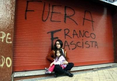 En Paraguay prosiguen las protestas sociales contra el nuevo gobierno