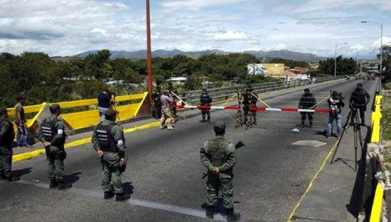 Venezuela: Solicitamos a Colombia colabore en el restablecimiento de la paz en la frontera (+Audio)