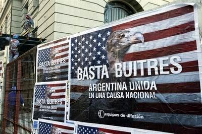 Argentina y los fondos buitres (I)