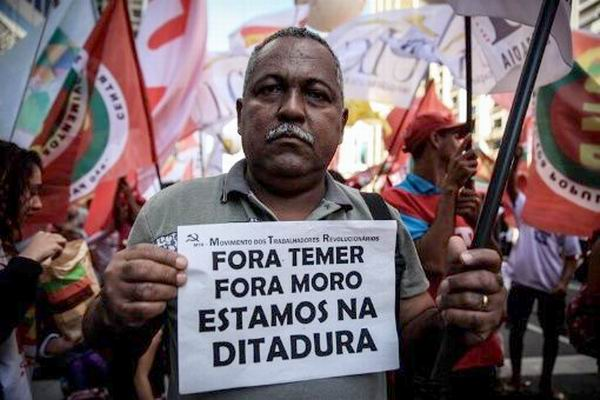 Proponen en Brasil suspender elecciones presidenciales de 2018 (+Audio)