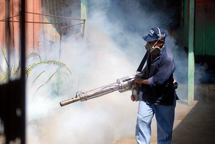 Municipios de Nicaragua libres de malaria