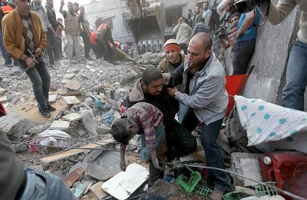 Duele Gaza
