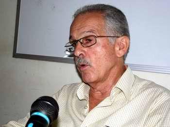 Germán Sánchez Otero presentó el libro La Nube Negra, Golpe petrolero en Venezuela