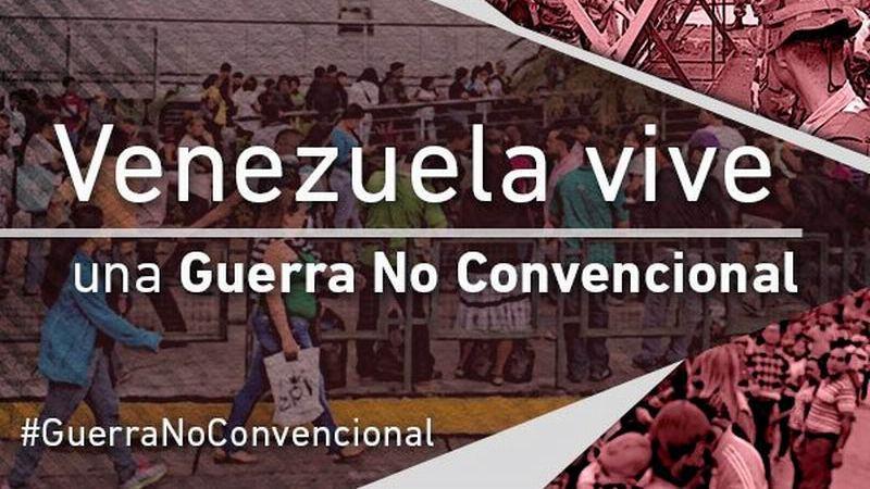 Derecha venezolana aplica el manual no convencional de Washington