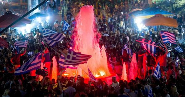 Grecia ha votado NO en el referéndum que el primer ministro heleno convocó