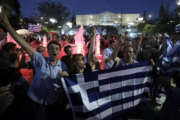 Env�a Ra�l Castro carta a Alexis Tsipras