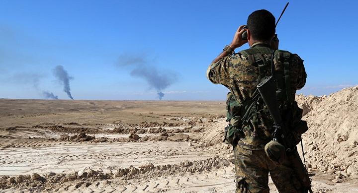 Confirma Rusia derrota de grupos terroristas en frontera de Siria con Jordania e Irak