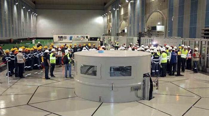 Autoridades de Ecuador inaugurarán oficialmente hoy la Hidroeléctrica Coca Codo Sinclair, proyecto emblemático, financiado y ejecutado con ayuda de la República Popular China