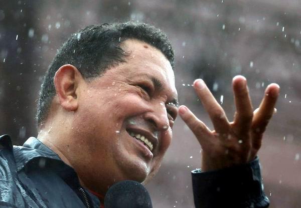 El Comandante Presidente Hugo Chávez, ha muerto.