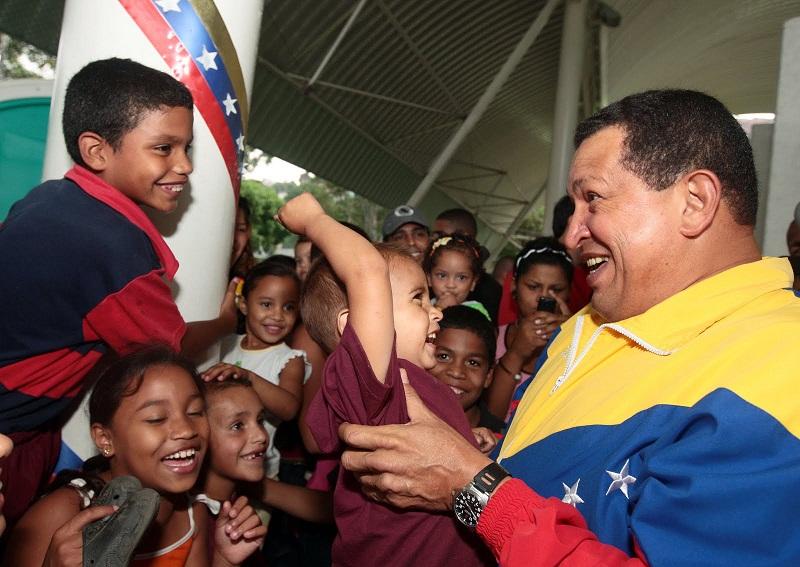 Con un cohetazo comenzará la celebración del cumpleaños 63 del comandante Chávez
