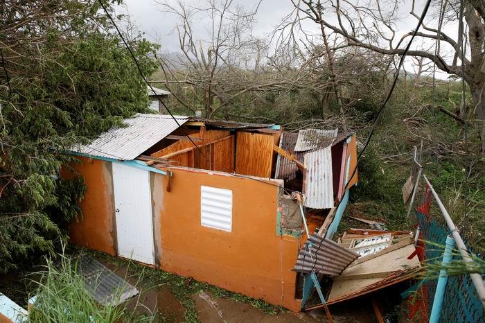 Puerto rico y el hurac n mar a fotos - Puerto rico huracan maria ...