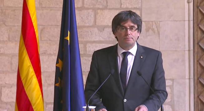 Día clave para conflicto separatista en Cataluña