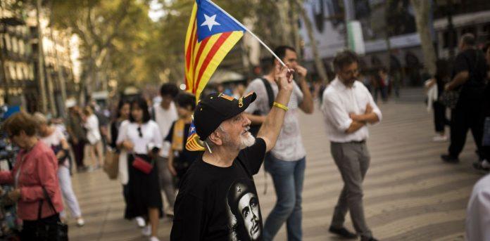 Proclama Parlamento de Cataluña la independencia de la región