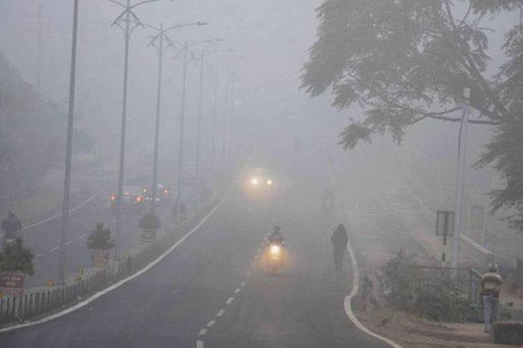 Contaminación golpea la capital india