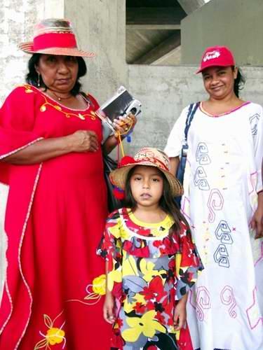 Conmemoran Día Resistencia Indígena