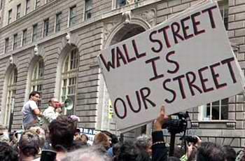 Convoca Movimiento Ocupar Wall Street a huelga general en Estados Unidos