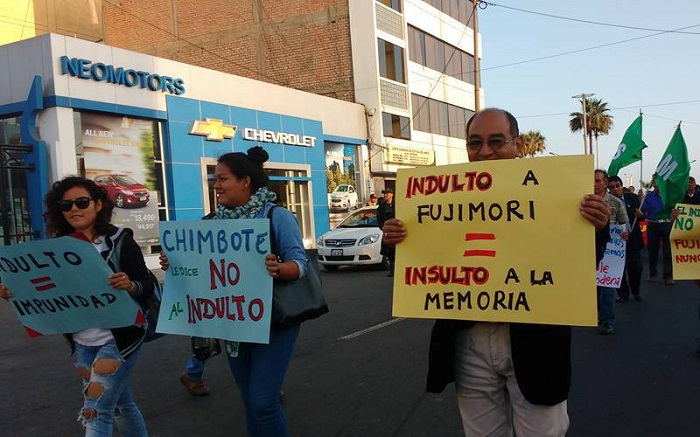 ¿Indultan o no a Fujimori?