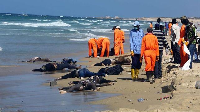 A 970 ascienden fallecidos en mar Mediterráneo en intento por llegar a Europa