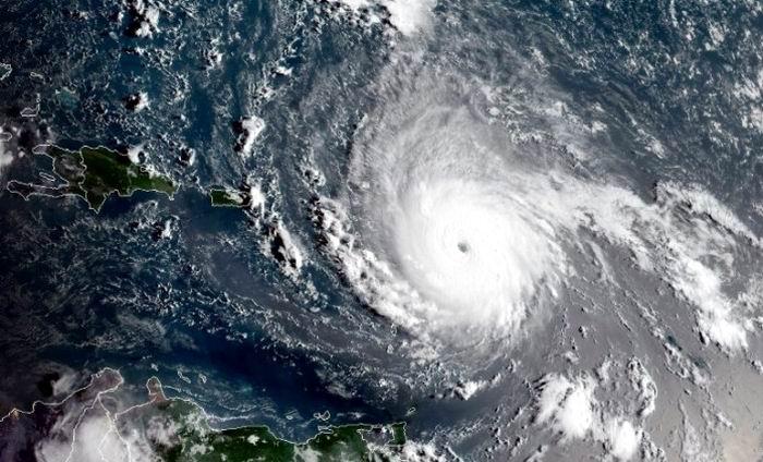 El huracán Irma es el más fuerte de todos los huracanes jamás observados en el océano Atlántico, fuera del Caribe y el golfo de México.