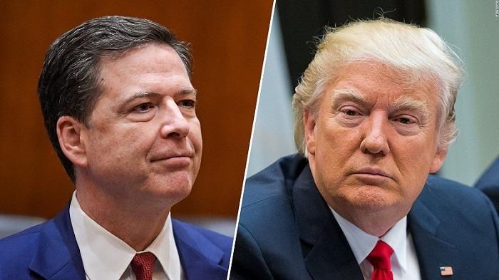 Contrataca Trump ante intentos de acusarle de obstrucción a  la justicia