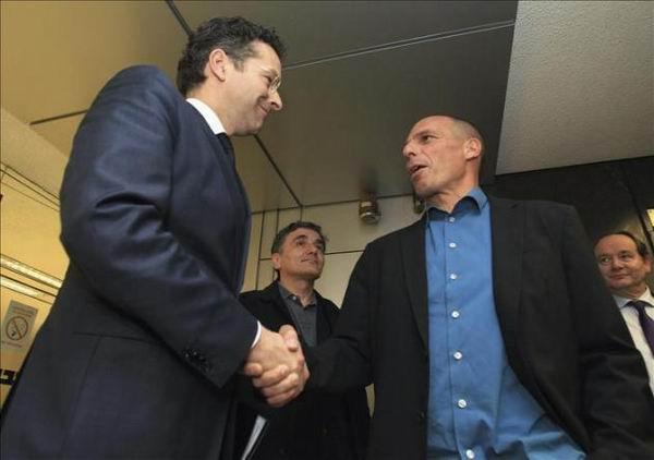 Grecia una semana despu�s
