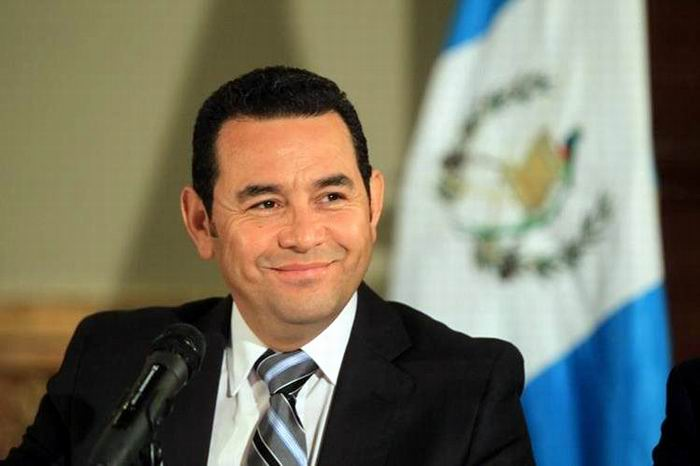 Guatemala and its New President