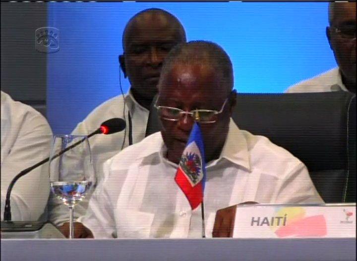 Presidente interino de Haití, Jocelerme Privert