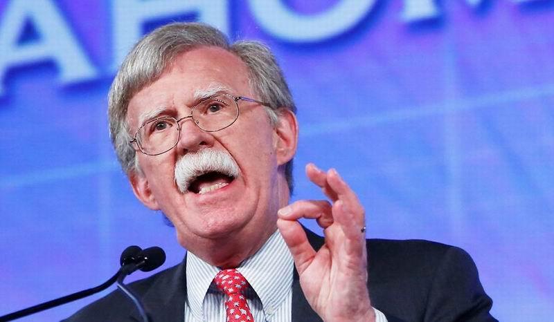 La vuelta de John Bolton