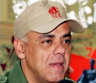 """Jorge  Rodríguez, Jefe Nacional del Comando de Campaña Carabobo, denunció ante la prensa que """"la oposición prepara un escenario de supuesto empate técnico"""