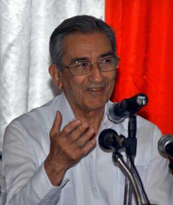 Afirma dirigente partidista cubano que futuro latinoamericano depende de resistencia