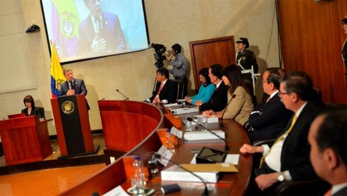 Ir� Colombia a Plebiscito Popular por la Paz (+Audio)