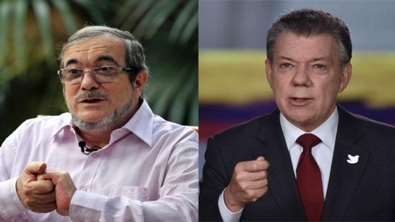 Colombia, la paz