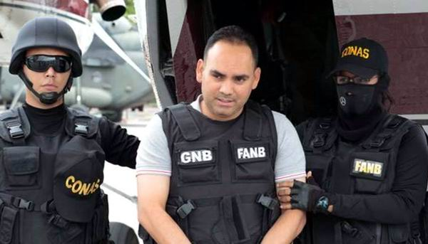 El presidente de Venezuela, Nicolás Maduro, informó de la detención en Caracas del exconcejal colombiano Julio Vélez