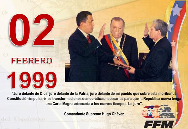 La trascendencia de la Revolución Bolivariana