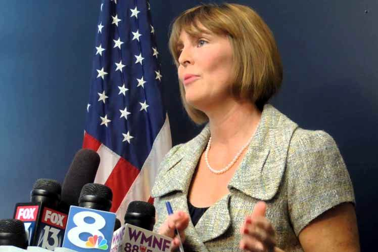Congresista estadounidense Kathy Castor