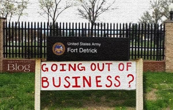 El Fort Detrick (I)