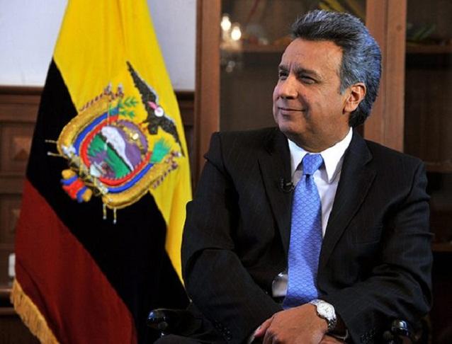 Lenin Moreno. Ecuador and its Transparent Elections