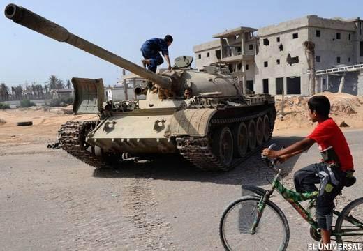 Preocupa Libia