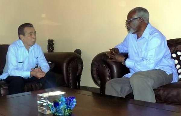 L�der namibio Sam Nujoma visitar� Cuba
