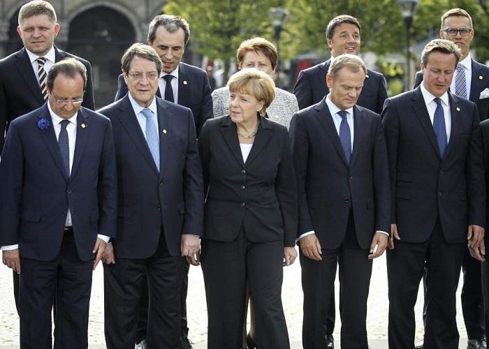 La UE buscará en la cumbre de Malta una respuesta coordinada al desafío de Donald Trump. Foto: EFE/Olivier Hoslet
