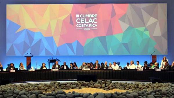 Inici� III Cumbre de la CELAC en Costa Rica