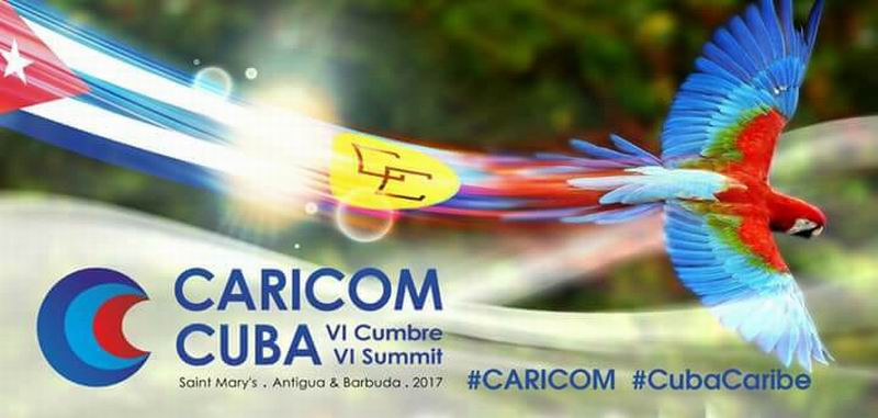 VI Cumbre CARICOM-Cuba: pueblos diversos, con retos comunes.