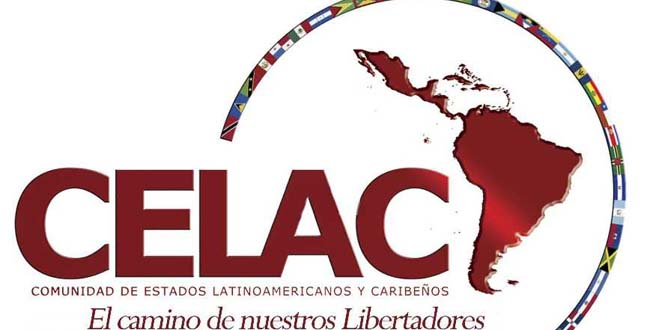Hundreds of Latin Americans demonstrate in favor of regional unit