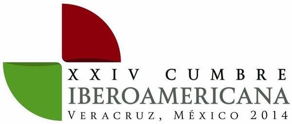 Cumbre Iberoamericana Veracruz 2014.