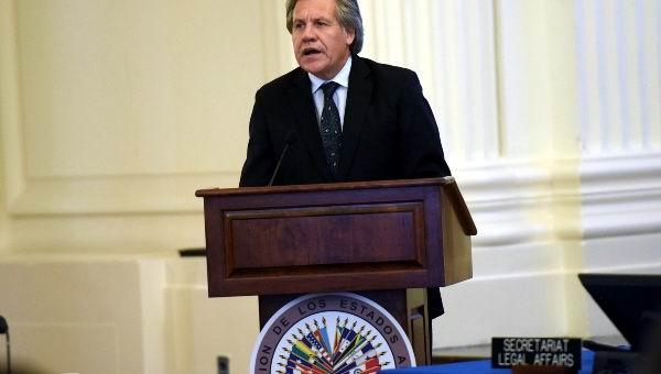 La OEA tiene nuevo secretario