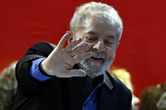 Recorrerá Lula a Brasil en Caravana de la Esperanza