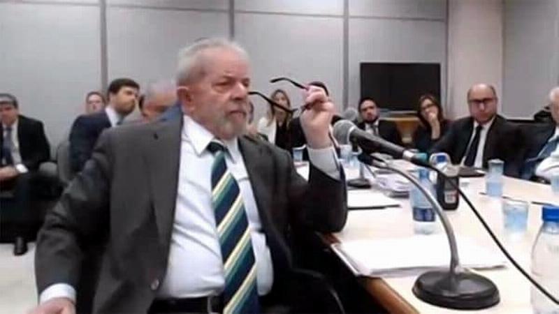 Reitera Lula su inocencia y juzga de falsas acusaciones en su contra
