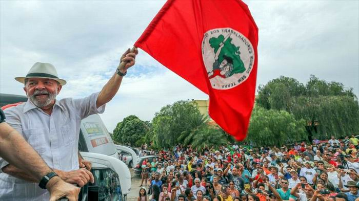 Lula da Silva el favorito para las presidenciales de 2018